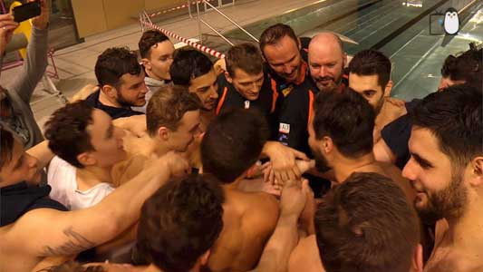 Waterpolo : Aix bat Marseille sur le fil