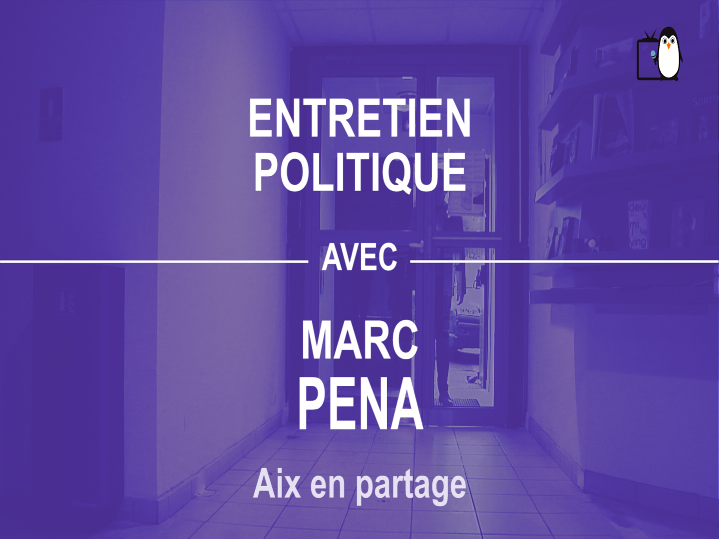 [Municipales 2020] - Plateau TV - Marc PENA