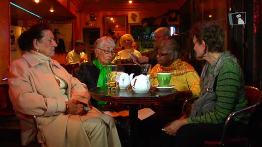 Intergenerations au Bar Sextius
