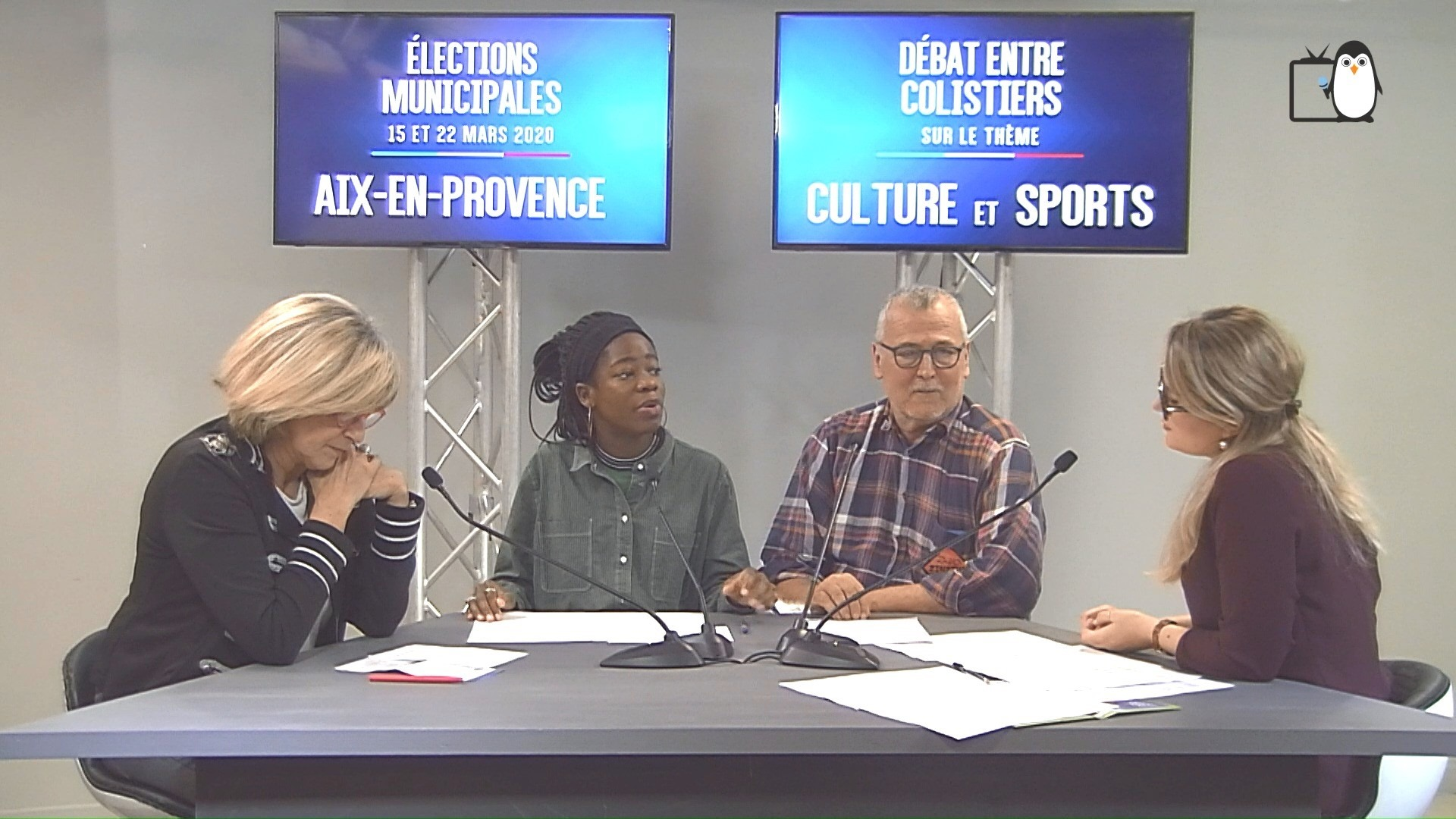 [Municipales 2020] - Plateau débat - Culture et sports